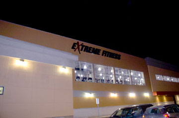 Extreme Fitness Cedarbrae at Markham and Lawrence