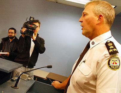 Police Chief Bill Blair
