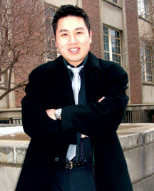 Scarborough-Rouge River trustee Shaun Chen