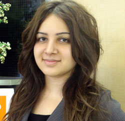 Sania Khan, NDP candidate of Scarborough-Guildwood