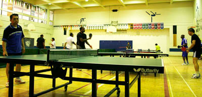 The Scarborough Kings Table Tennis Club says they've had to cut back on programming due to falling membership.
