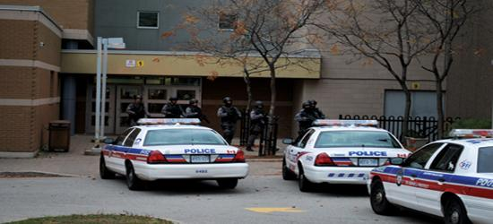 East-end school locked down after violent threats made ...