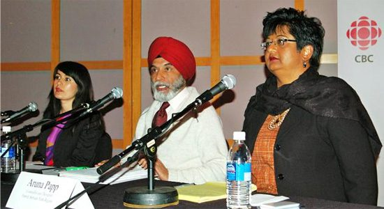 Forum focuses on South Asian family violence
