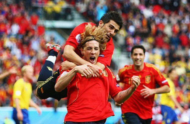 Spain off to World Cup final with 1-0 win over Germany