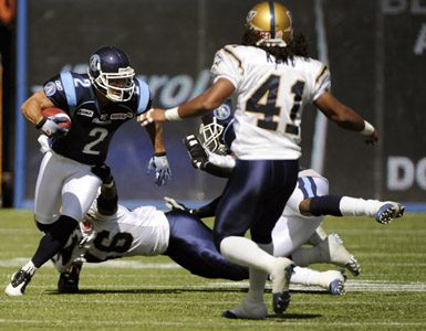 Argos hope for boost against Eskimos