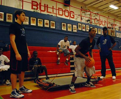 The Hoop Factory: Building better ballers