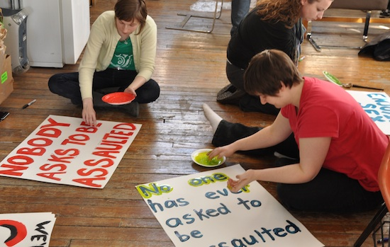 Slutwalk set to strut past Queen's Park to police HQ on April 3