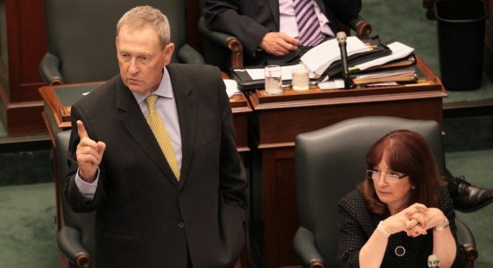 Local MPP Gerry Phillips not seeking re-election