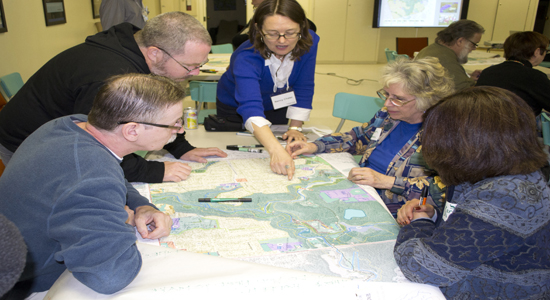 Workshop poses solutions to troubled Highland watershed