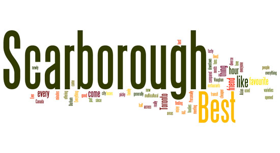 From the streets: What's the best thing about Scarborough?